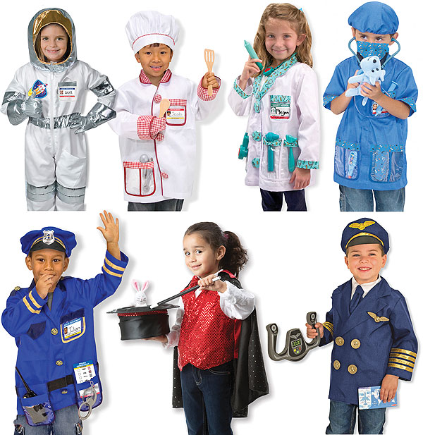Costume Role Play Sets