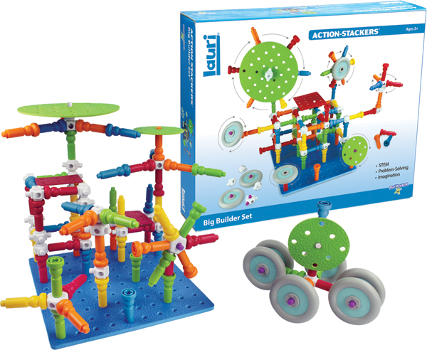 Action Stackers Big Builder Set