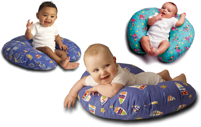 Boppy® Pillow with a Removable Cover