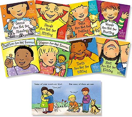 Illustrated ''Best Behavior''Board Book Series: For Toddlers & Preschoolers