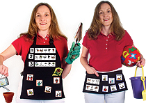 Communication Aprons