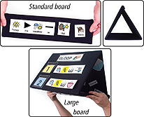 Trifold Choice Boards