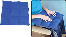 Fleece Weighted Lap Pads